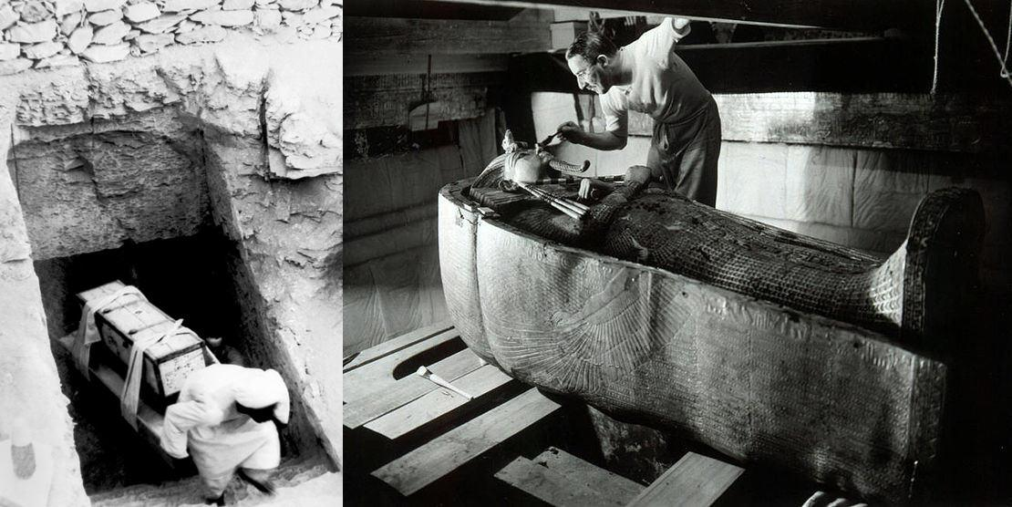 The Curse Of King Tuts Tomb Torrent: Howard Carter And Tutankhamun