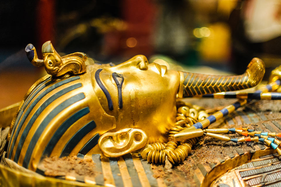 Tales and Trails of Tutankhamun