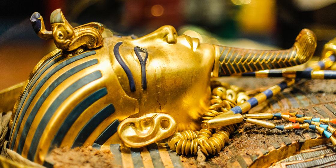 Tales and Trails of Tutankhamen