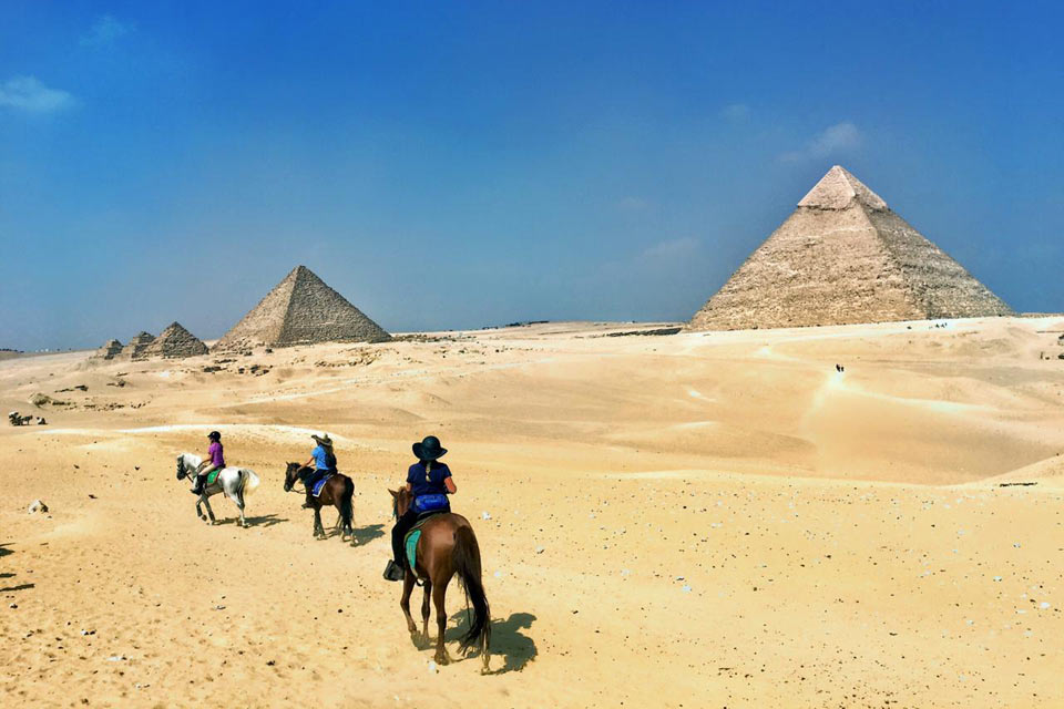 Captivating Cairo