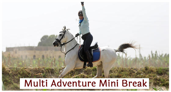 Multi Adventure Mini Break