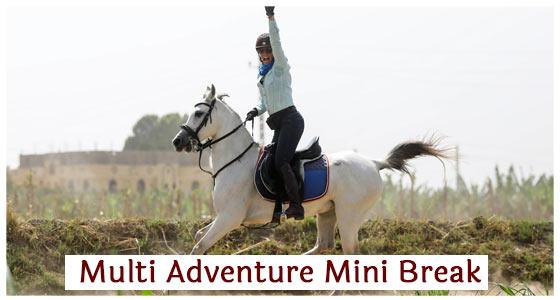 Multi Adventure Mini Break