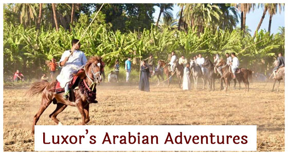 Luxor's Arabian Adventures