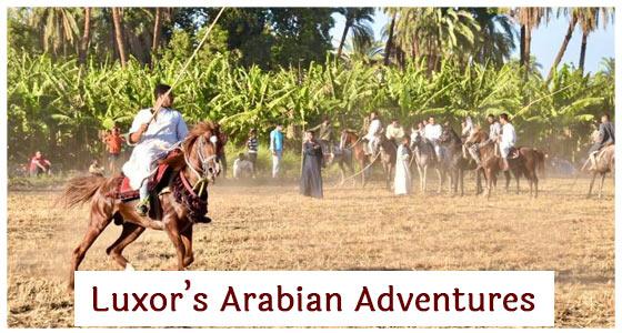 Luxor's Arabian Adventures