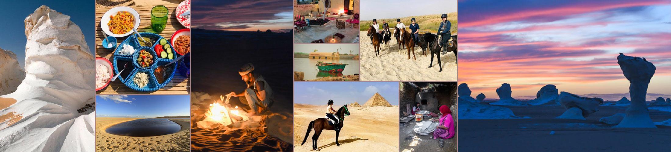Winter Wonderland - White Desert Safari