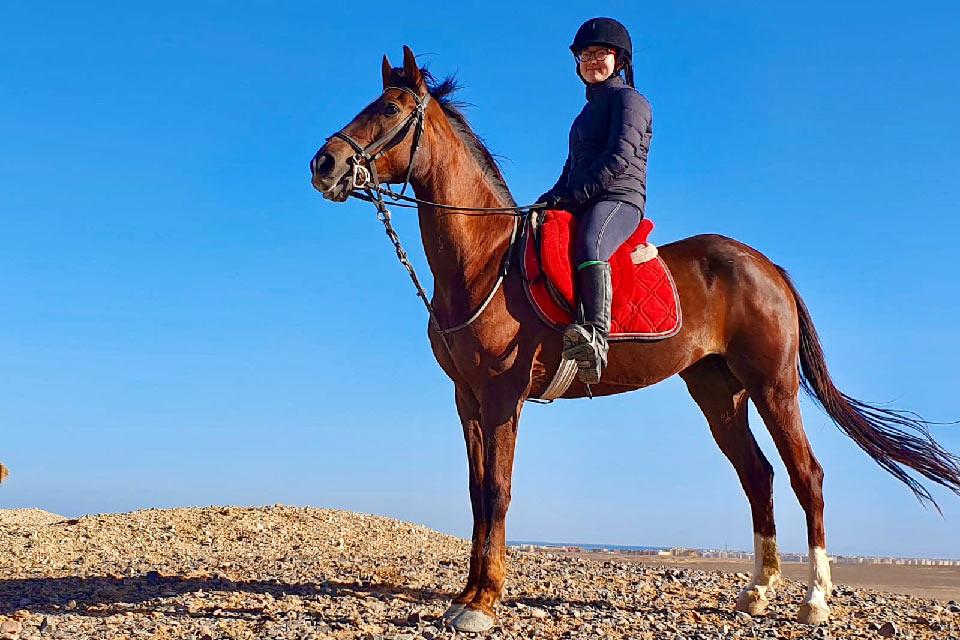 Ride Egypt