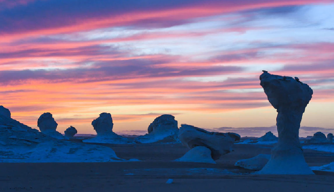 Winter Wonderland White Desert Safari